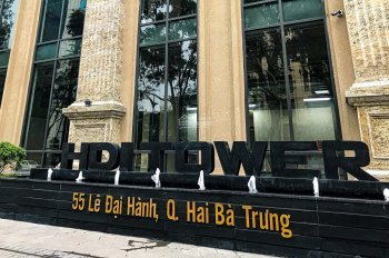 HDI Tower, căn góc A5 2 phòng ngủ + 1, DT 91m2 tầng đẹp giá 7.8 tỷ, view hồ, ký trực tiếp CĐT