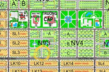 Cần bán 2 lô nhà vườn liền kề dự án HUD, gần công viên, 275m2, LH: 0937880800 - Lộc