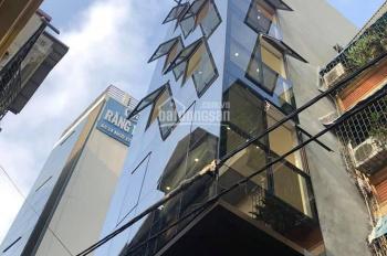 Bán nhà mặt phố Bạch Đằng 90 m2, 7 tầng, view Sông Hồng, thang máy, 15 phòng CCMN, 16 tỷ TL