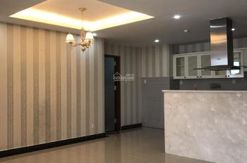 Cần cho thuê gấp căn hộ Giai Việt block Samland, tầng cao nhà đẹp có một số nội thất giá 12tr/tháng