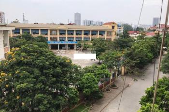 Cho thuê nhà liền kề khu đấu giá Ngô Thì Nhậm, Hà Đông 5T thông sàn đối diện trường học thích hợp