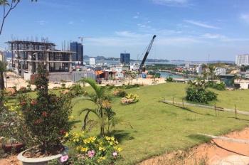 Bán đất xây biệt thự đường Hạ Long, lô 455m2 đất trên đồi view ra Vịnh. Sổ riêng, LH 0947111106