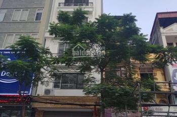 Tòa nhà 110m2 xây 7 tầng + 1 hầm Khương Đình, Kim Giang