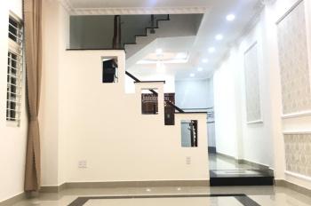 Chính chủ giao môi giới 3 căn nhà 4 lầu, 90m2 có sân ô tô đường 25 khu bờ sông Hiệp Bình Chánh, TĐ