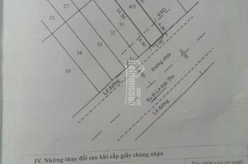 Kẹt tiền cần bán miếng đất Lê Đức Thọ 5x20m, mặt tiền 16m