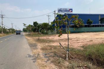 Đất làm nhà xưởng MT Tỉnh Lộ 2 lộ giới 40m ngay KDC, KCN Tây Bắc Củ Chi chỉ 6tr/m2, LH 0939669377