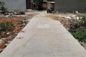 Cần bán đất nền 42m2, nở hậu, hẻm rộng giá 890triệu thương lượng, P. Nhơn Phú, QN, LH 0938383279