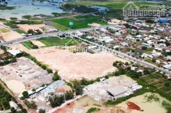 Bán đất mặt tiền đường Quốc Lộ 51 và Lê Đại Hành
