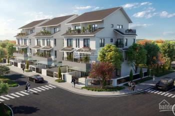 Chính chủ bán gấp biệt thự song lập Làng Việt Kiều Châu Âu 237m2, 3,5 tầng. MT 12m, hướng Đông Nam