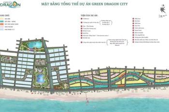 Đất nền giá rẻ dự án TTP Green Dragon City Cẩm Phả - Quảng Ninh
