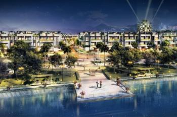 Nhà phố bên sông Vàm Cỏ Đông The Pearl Riverside