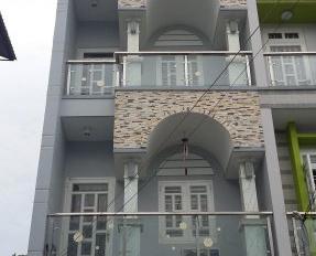 Bán nhà hẻm xe tải Nguyễn Trãi, 4m8 dài 16m, kết cấu: 1 trệt, 2 lầu, giá 19.3 tỷ