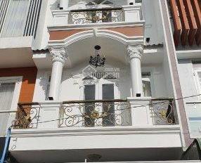 Bán căn nhà 1 trệt 2 lầu 1 sân thượng đường 5m full nội thất, mới xây ngay chợ Hiệp Bình 0359751788