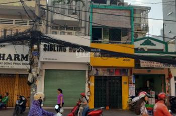 Bán gấp nhà mặt phố đường Trần Hưng Đạo, Cầu Kho, Q.1, DT 8x20m, 3 lầu, giá 88 tỷ