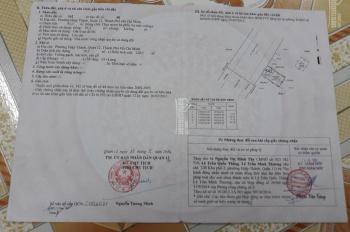 Bán nhà MT Dương Thị Mười, Q12 DT: 7 x 14m