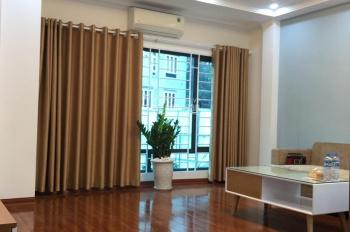 Cho thuê nhà riêng ngõ 460 đường Khương Đình, Quận Thanh Xuân, 50m2 x 5 tầng, nội thất cao cấp