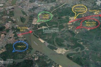 Bán suất nội bộ giá chủ đầu tư dự án đất nền sổ đỏ Biên Hòa New City, thanh toán theo tiến độ