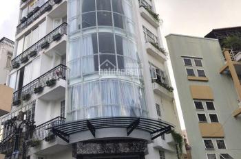 Bán gấp nhà mặt tiền đường Huỳnh Tịnh Của, P8, Q. 3, 1 hầm, 6 lầu, giá 58 tỷ