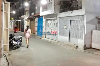 Cho thuê nhà 15/2C Phạm Văn Hai, thông hẻm xe tải 337 Lê Văn Sỹ 4,5 x 18m, 1T - 2L, 4PN