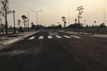 Đất nền Long An mặt tiền lộ 70m2 sổ từng nền