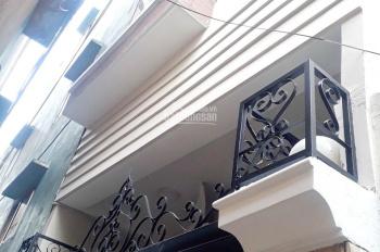 Bán nhà mới 3 lầu gần mặt tiền đường Tùng Thiện Vương, phường 11, quận 8