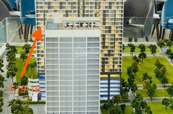 Khách cần bán lại căn góc 2PN view biển trực diện tầng cao DA QN Melody tháp Flamenco