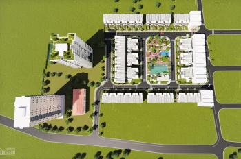 Bán căn nhà phố liền kề Pax Residence Nhà Bè 91m2, DTSD 191m2, Giá 3.88 tỷ