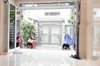 Cho thuê nhà hẻm xe hơi 220 Hoàng Hoa Thám, gần Lê Quang Định, DT 4,5 x 14m