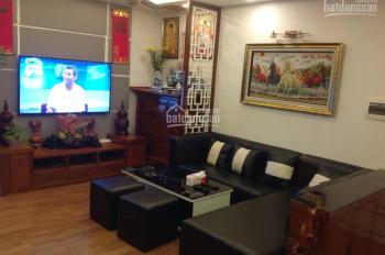 Bán căn góc VP5 ban công Đông Nam view hồ Linh Đàm 60.7m2 2 phòng ngủ đủ nội thất, LH 0981113977