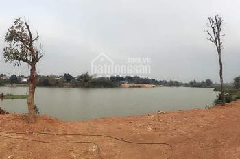 Đất nền view hồ tự nhiên, sát vách công nghệ cao Hòa Lạc