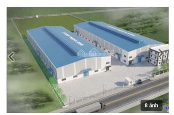 Cho thuê kho xưởng mới xây diện tích 11.000m2 tại KCN Mỹ Phước 2, Bến Cát, Bình Dương