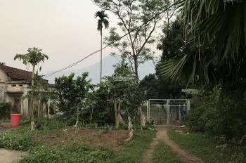 Bán 1740m2 có 500m2 đất ở, Minh Quang, Ba Vì Hà Nội, đất vuông đẹp, thoáng mát