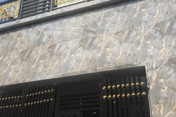 Bán nhà trệt lầu sổ chung nằm gần trường học Tân Đông Hiệp, gần ngã tư Chiêu Liêu, Dĩ An