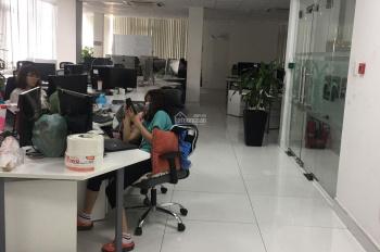 Văn phòng 175m2 cho thuê có nội thất (khách sang lại)