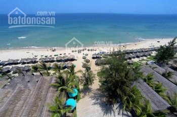 Bán đất ven biển an bàng ven sông Trà Quế, giá 25 tr/m2. LH: 0933371560 Thúy