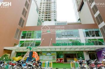 Bán căn góc 3 ngủ - 129m2 chung cư Hòa Phát - Mandarin Garden - Tân Mai - 4 tỷ 200tr