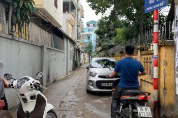 Bán đất phố Thanh Liệt gần đường đôi 25m, gần trường MN, ô tô đỗ cửa, DT 46,9m2, MT 4.5m giá 3.3 tỷ