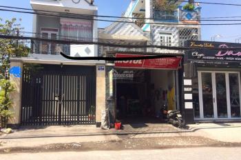 Bán nhà mặt tiền ngay chợ nhỏ đường Đồng Tâm Trung Chánh HM