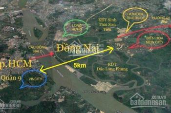 PKD Biên Hòa New City hỗ trợ chọn nền giá tốt, sổ đỏ trao tay, sân bay Long Thành, LH 0905337572