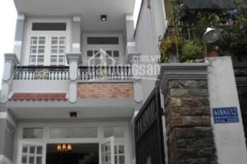 Kẹt tiền bán nhà đường Trần Quang Diệu P13 Q3, 4*20m, 1T 2L, 2PN, gần Ga Sài Gòn, SHR, 5.5tỷ