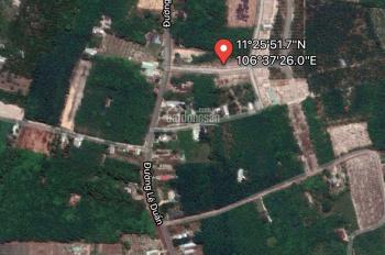 Chính chủ bán gấp đất mặt tiền đường nhánh Lê Duẩn, Chơn Thành, Bình Phước, giá rẻ 480 triệu