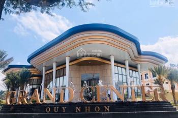 Grand Center-trung tâm vui chơi giải trí bậc nhất Quy Nhơn TT chỉ 15% đã sở hữu được CH. 0907849009
