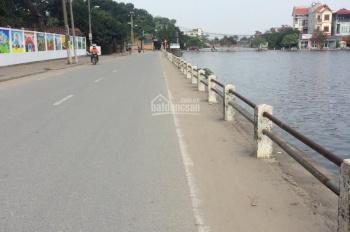 114m2 khu Hồ Vàng, chân cầu Thanh Trì, đường 5, Gia Lâm, HN, giá 3,5 tỷ, 0362247521