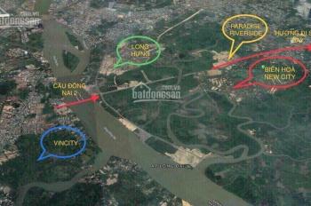 Suất nội bộ đất nền Biên Hòa New City, giá gốc chủ đầu tư, thanh toán theo tiến độ, LH 0901 386 993