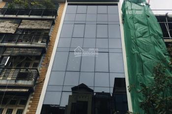 Cho thuê nhà mặt phố Phan Văn Trường, Cầu Giấy, HN. DT 80m2 * 7 tầng, 1 hầm, giá 105 triệu/tháng