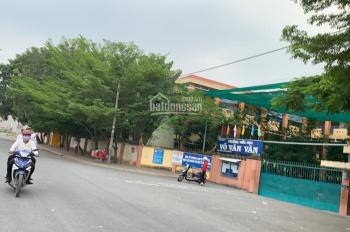 Bán gấp lô đất đối diện trường tiểu học Võ Văn Vân, sổ hồng sang tên ngay