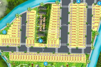 Bán đất Củ Chi, Tân Thạnh Đông sát cầu Xáng Hóc Môn giá 16tr/m2, ngân hàng hỗ trợ 50%