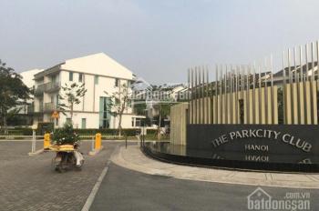Bán lại liền kề Nadyne ParkCity Hà Nội 120m2, xây 3 tầng đầy đủ nội thất - Giá 10 tỷ. LH 0961010665