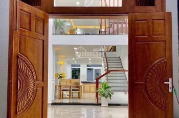 Bán nhà HXH mới đường Nguyễn Văn Lượng, Lê Đức Thọ, Phường 6, Gò Vấp, 5 tầng, 55m2, giá 6.3 tỷ