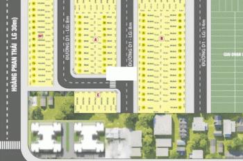 Cần bán lô đất KDC Bình Chánh, diện tích 130m2